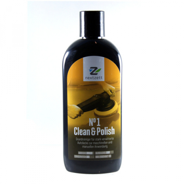 Nextzett No1 Clean & Polish 250ml