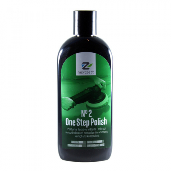 Nextzett No2 One Step Polish 250ml