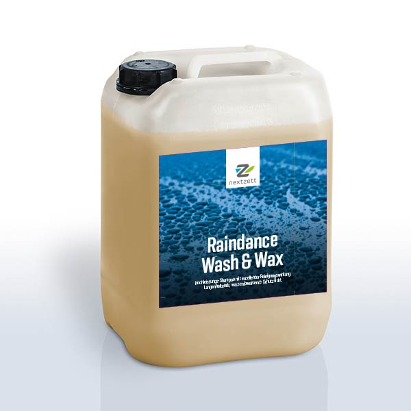 Nextzett Wash & Wax Raindance 25L