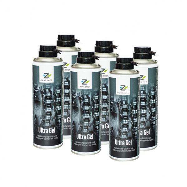 Nextzett Ultra Gel 6x300ml